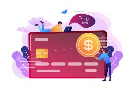 Binarium پر پیسے کیسے جمع کروائیں؟