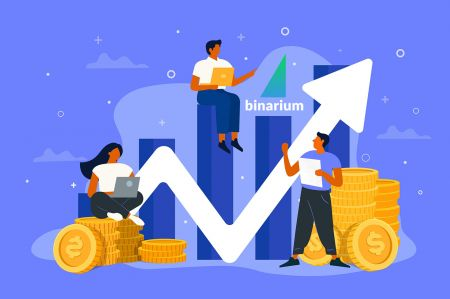 Cách giao dịch tại Binarium cho người mới bắt đầu