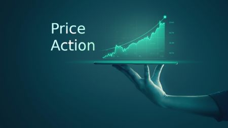 How to trade using Price Action in Binarycent