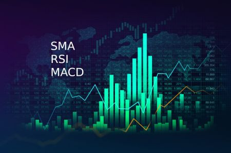 How to connect the SMA, the RSI and the MACD for a successful trading strategy in Binarycent