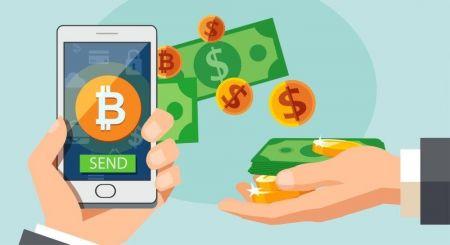 Rút tiền vào Ví điện tử / Tiền điện tử / Thẻ không tên trong Binomo