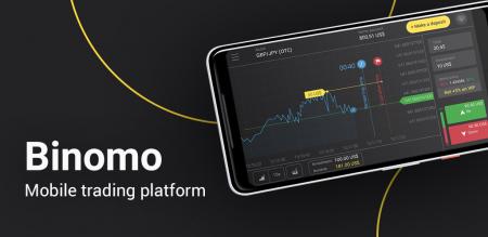 如何在 Android 手机上使用 Binomo 应用程序