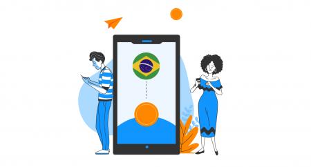 Gửi tiền vào Binomo qua Chuyển khoản ngân hàng Brazil (Paylivre, Loterica, Itau, Banco do Brasil, Santander, Bradesco, Boleto)