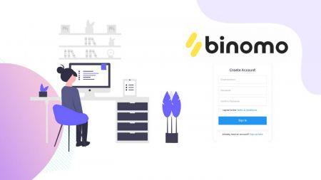 How to Open a Demo Account on Binomo