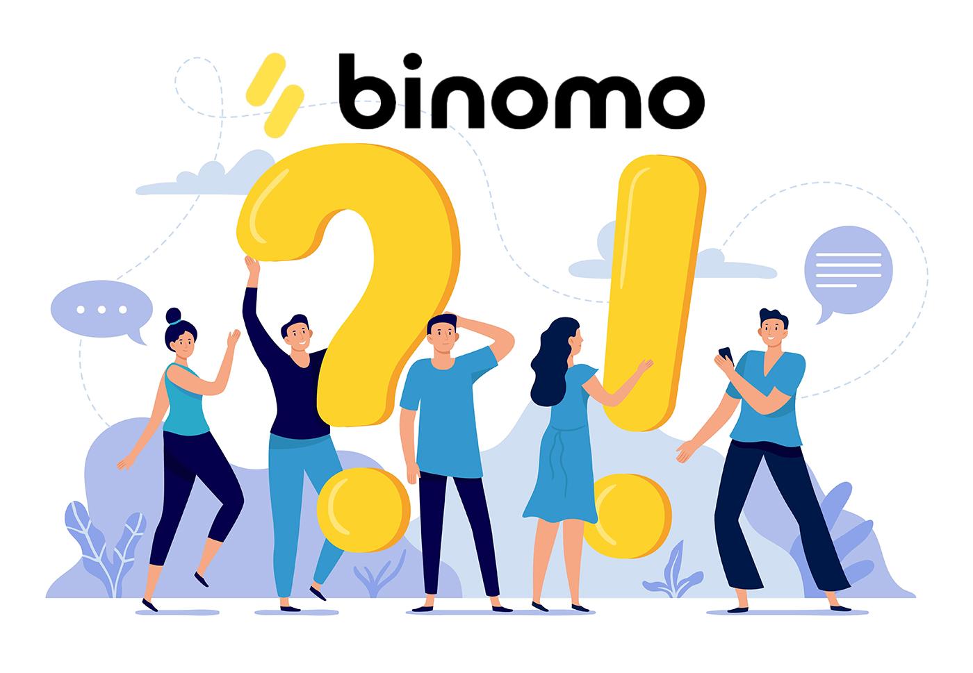 Các câu hỏi thường gặp về xác minh trong Binomo