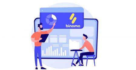 How Many Account Types in Binomo
