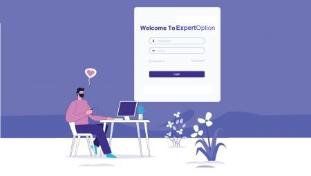 How to Register and Login Account in ExpertOption