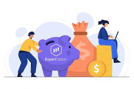 Cách đăng ký và gửi tiền tại ExpertOption
