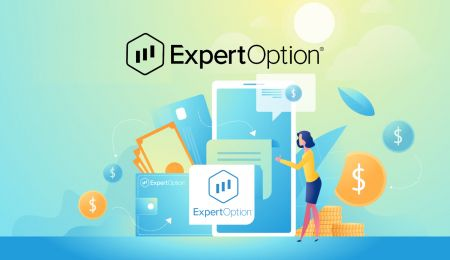Cách mở tài khoản và gửi tiền tại ExpertOption