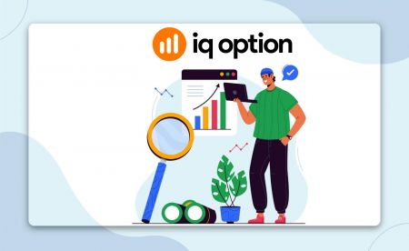 How to Login and start Trading Binary Options at IQ Option