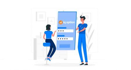 Cách mở tài khoản và đăng nhập IQ Option