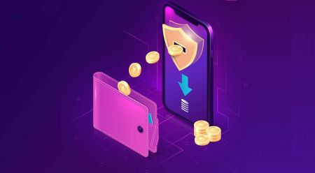 How to Withdraw and Make a Deposit Money in IQcent