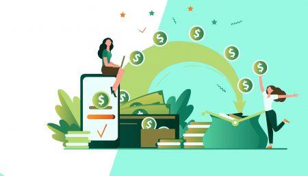 How to Deposit Money in IQcent