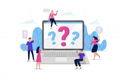 Foire aux questions sur le compte IQ Option (FAQ)