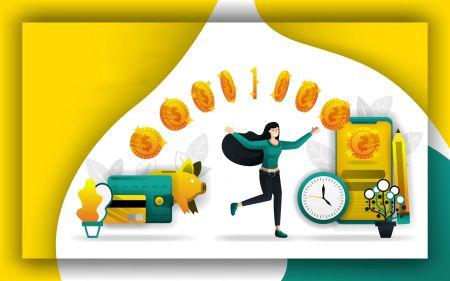 Cómo retirar y hacer un depósito de dinero en Olymp Trade