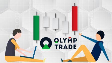 Cách giao dịch ngoại hối trong Olymp Trade