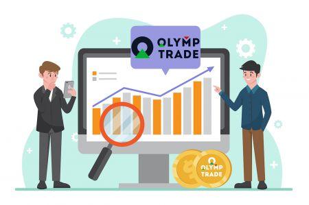 Cách đăng ký và giao dịch ngoại hối tại Olymp Trade