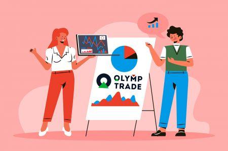 Cách bắt đầu giao dịch Olymp Trade vào năm 2021: Hướng dẫn từng bước cho người mới bắt đầu