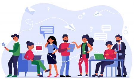 Giao dịch trên mạng xã hội tại Pocket Option - Làm thế nào để sao chép một nhà giao dịch?
