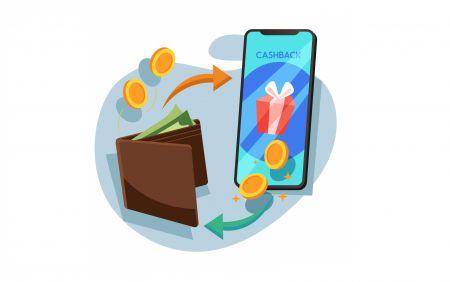 Cách kích hoạt hoàn tiền trong Pocket Option và tăng tỷ lệ hoàn tiền