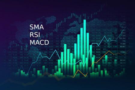 كيفية توصيل SMA و RSI و MACD لاستراتيجية تداول ناجحة في Quotex