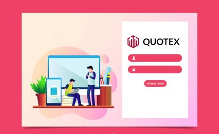 How to Open a Demo Account on Quotex