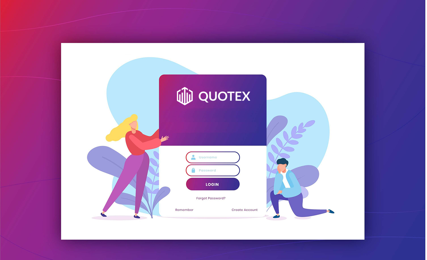 How to Login to Quotex