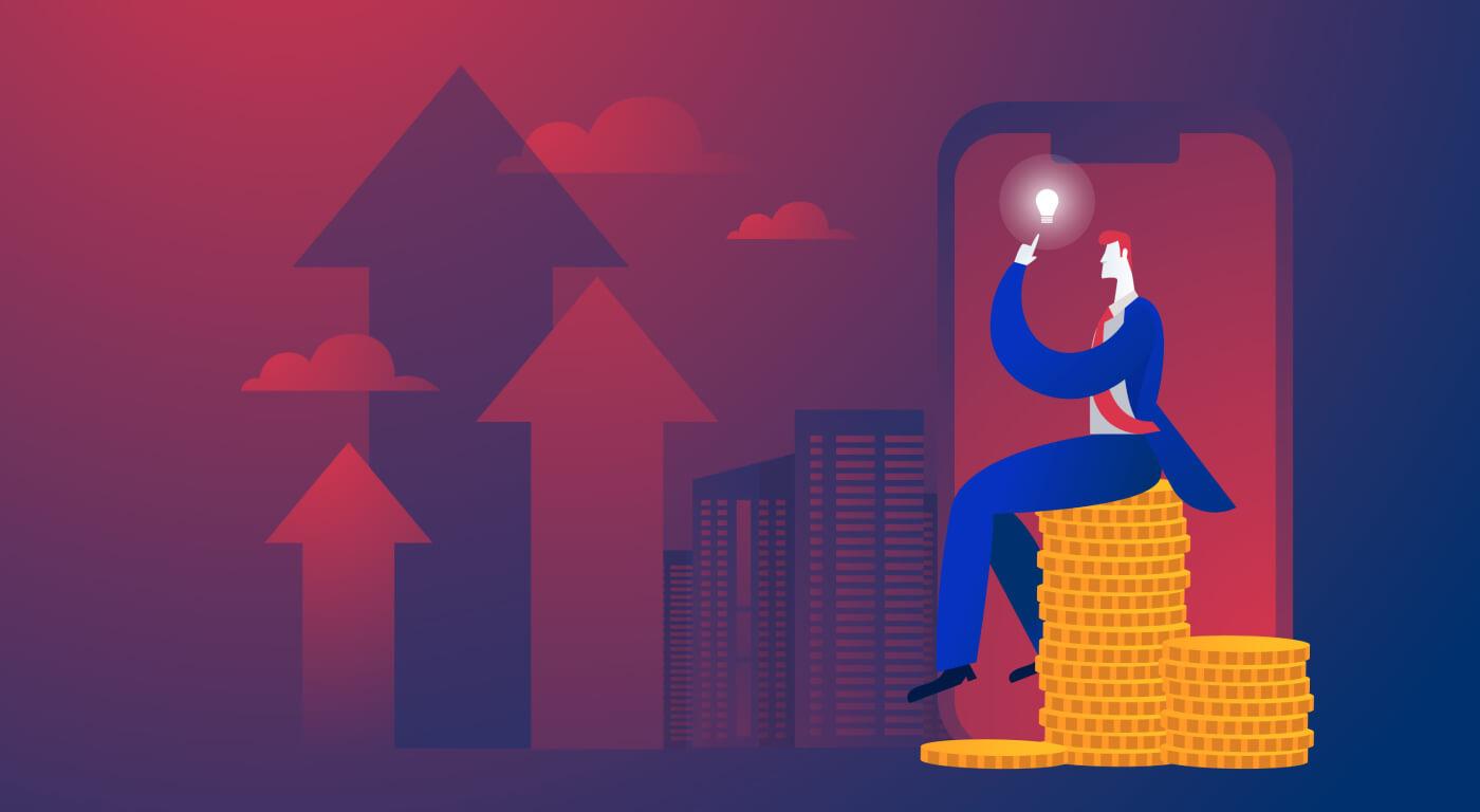 Comment retirer et faire un dépôt d'argent dans Quotex