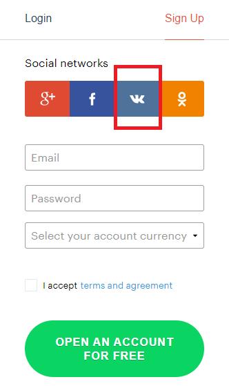How to Open a Binarium Account