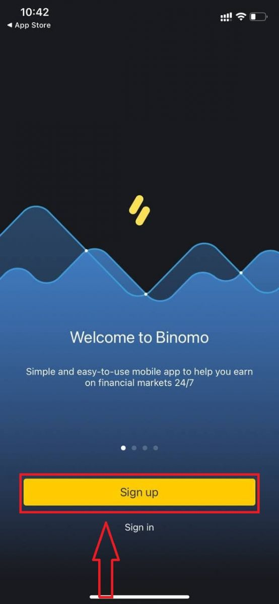How to Download and Install Binomo Application for Mobile Phone (Android, iOS)