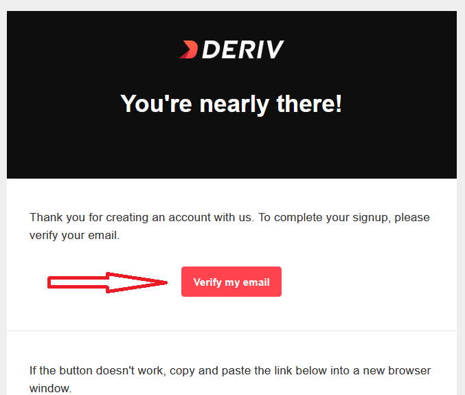 How to Sign Up and Deposit Money at Deriv
