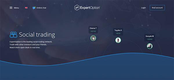 ExpertOption Review
