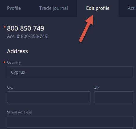 ExpertOption Verification Account - Why do I need Pass Verification?