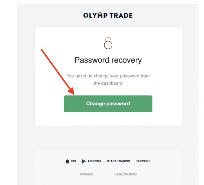 Forgot my Password on Olymp Trade? How to Restore It
