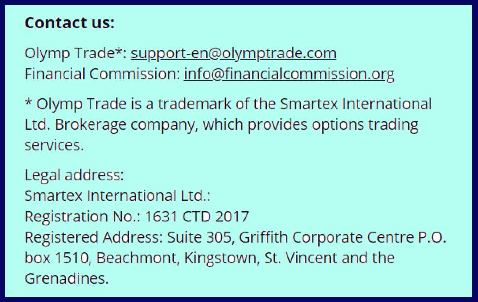 Olymp Trade Scam o Safe Broker?