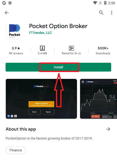 How to Open a Trading Account in Pocket Option