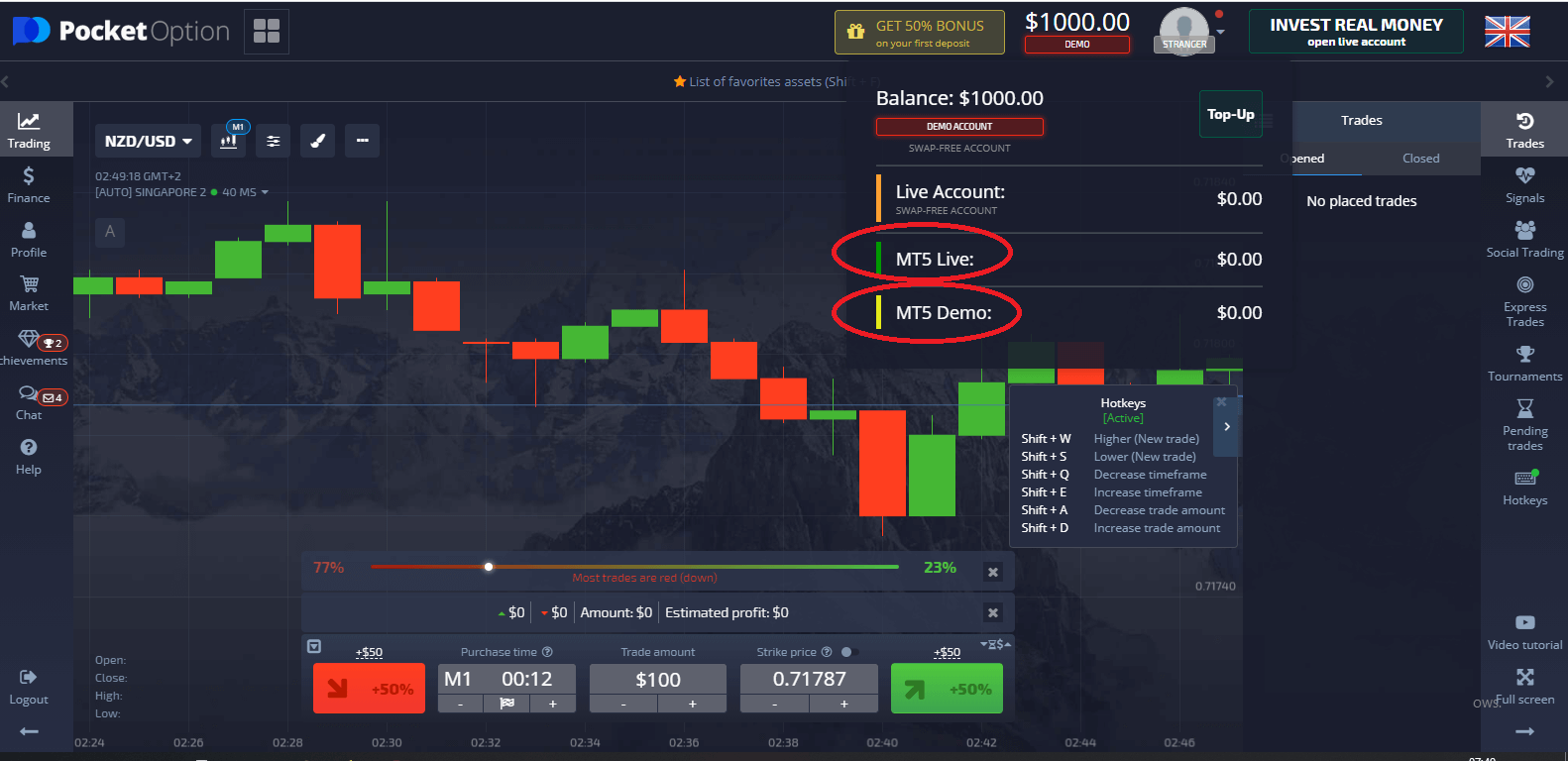 How to Start Trading at Pocket Option for Beginners