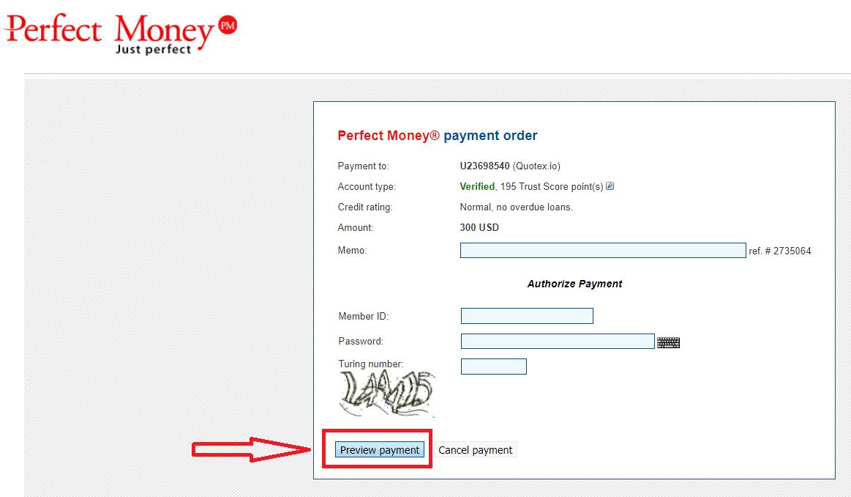Comment déposer de l'argent dans Quotex