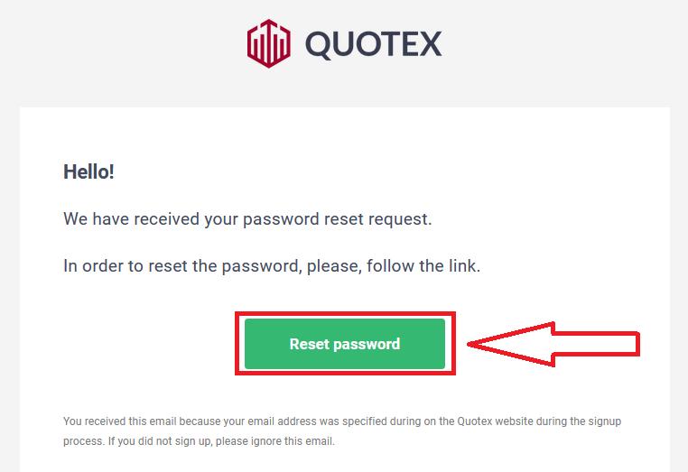 Cách đăng nhập và gửi tiền vào Quotex
