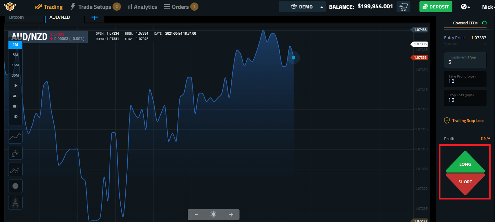 How to Register and Trade Forex at Spectre.ai